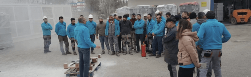 SAFETY COMES FIRST: DATSAN EMPLOYEE TRAINING
